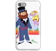 dreamfinder and figment iPhone Case/Skin