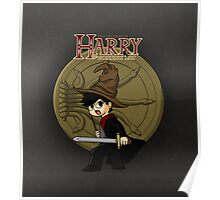 The Legend of Potter: The Sorting Hat Poster