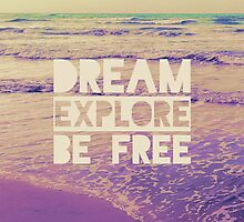 Be Free by M Studio Designs