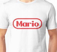 Mario Logo Unisex T-Shirt