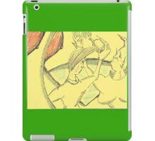 lit the fuse iPad Case/Skin