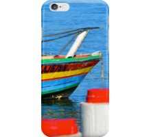 Colourful Boat iPhone Case/Skin