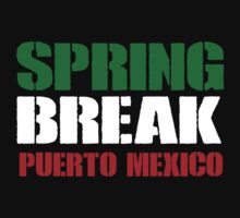 Spring Break Puerto Mexico by MrDave888
