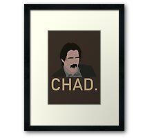 Chad. Framed Print