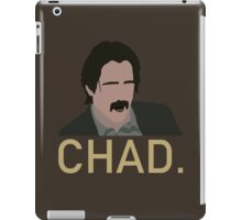 Chad. iPad Case/Skin