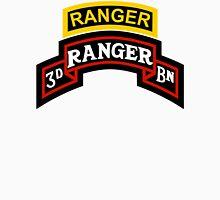 3rd Ranger +tab Unisex T-Shirt