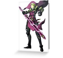 Xander (Fire Emblem: Fates) Greeting Card