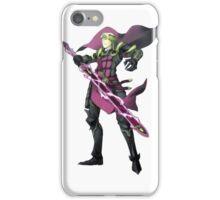Xander (Fire Emblem: Fates) iPhone Case/Skin