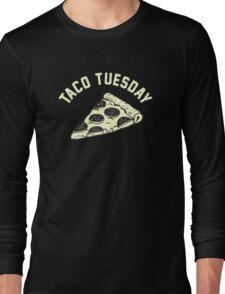 Taco Tuesday Long Sleeve T-Shirt