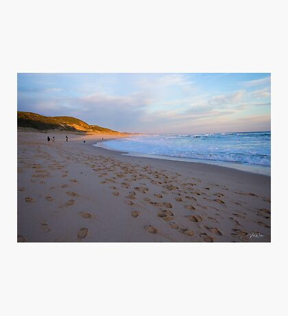 London Bridge Beach, Portsea, Mornington Peninsula Photographic Print