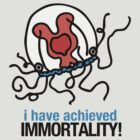 I Have Achieved Immortality - Immortal Jellyfish by TheFrisby