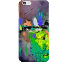 abstract 884455 iPhone Case/Skin