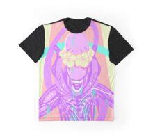 kawaii alien Graphic T-Shirt