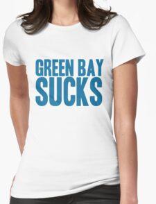 Detroit Lions - Green Bay sucks Womens Fitted T-Shirt