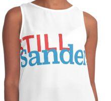 Bernie #StillSanders Bold Contrast Tank