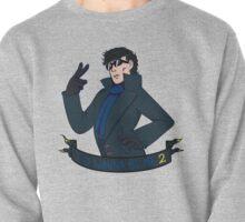 Sassy Sherlock  Pullover