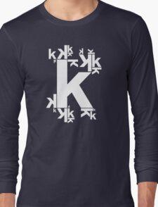 KAFKA (BLACK) Long Sleeve T-Shirt