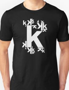KAFKA (BLACK) Unisex T-Shirt