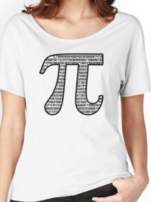 Pi? Women's Relaxed Fit T-Shirt