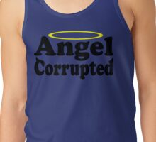 Angel Corrupted Tank Top