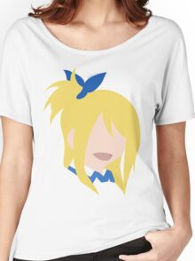 Lucy Heartfilia Women's Relaxed Fit T-Shirt
