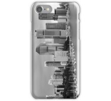Brisbane CBD Taken from Kangaroo Point iPhone Case/Skin