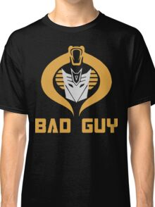 Bad Guy Classic T-Shirt