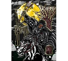 Sleepy Hollow- Headless Horseman Photographic Print