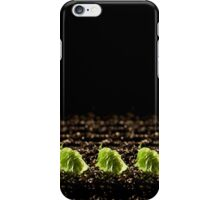 Hops Upon Rye iPhone Case/Skin