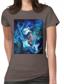Brother's Guitars Womens Fitted T-Shirt