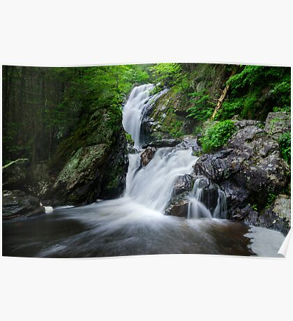 Campbell Falls Poster