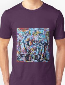 DISLOCATED,  but  still COOL (My head exploded) Unisex T-Shirt