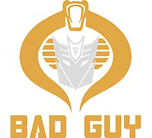 Bad Guy Photographic Print