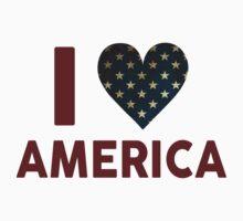 I Love America by 2E1K