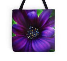 Purple Flower Tote Tote Bag
