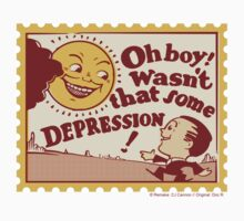 Oh Boy! Depression! by Kapster McKappen
