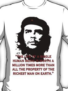 Che Guevara Quote T-Shirt