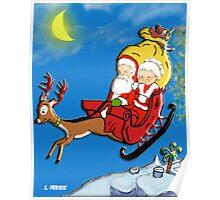 Mr. & Mrs. Henderson Poster