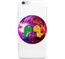 Dinosaur Love Quote iPhone Case/Skin
