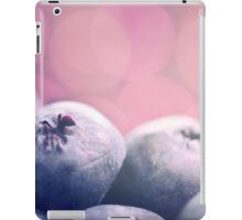 Blueberries iPad Case/Skin