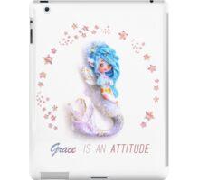 Grace is an attitude iPad Case/Skin