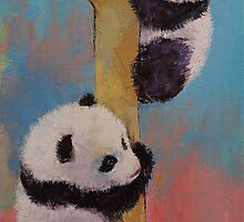 Panda Fun by Michael Creese