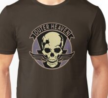 Metal Gear Solid V - Outer Heaven (Black) Unisex T-Shirt
