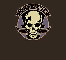 Metal Gear Solid V - Outer Heaven (Black) T-Shirt
