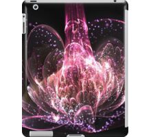 Fireflies Gathering - Abstract Fractal Artwork iPad Case/Skin