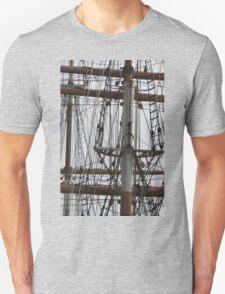 Ship's Rigging Unisex T-Shirt