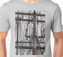 Ship's Rigging Unisex T-Shirt