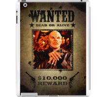 Buffy The Master Wanted iPad Case/Skin