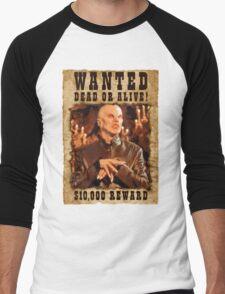 Buffy The Master Wanted 1 Men's Baseball ¾ T-Shirt