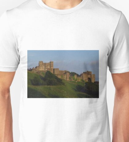 Dover Castle; The Key to England Unisex T-Shirt